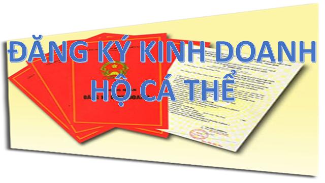 Dịch vụ đăng ký hộ kinh doanh cá thể của Phan Law Vietnam