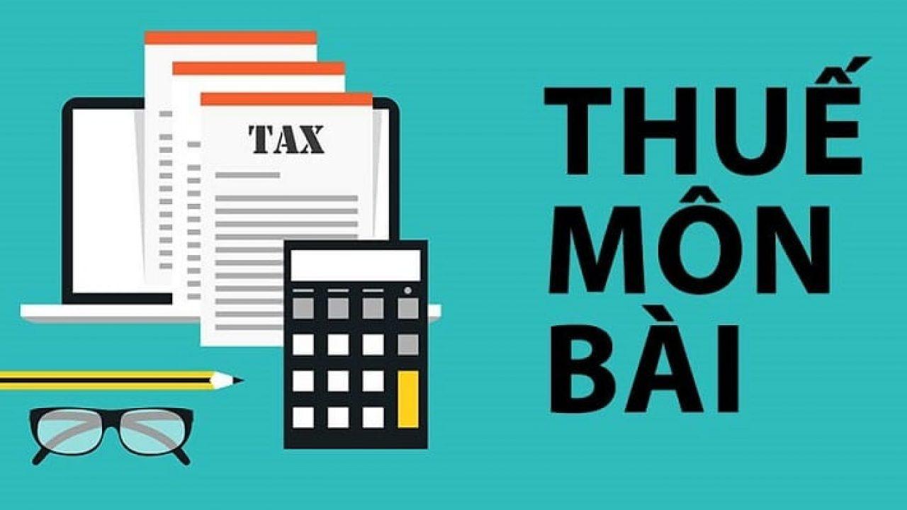 Cách tính thuế hộ kinh doanh 2021