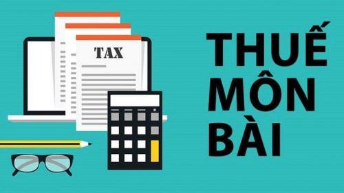 Quy định về thuế cho hộ kinh doanh cá thể