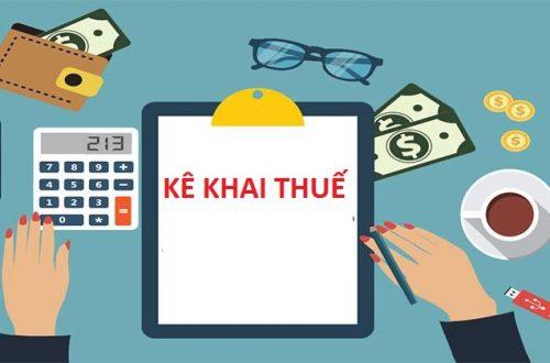 Quy định về thuế hộ kinh doanh 2021