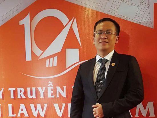Luật sư Nguyễn Đức Hoàng.